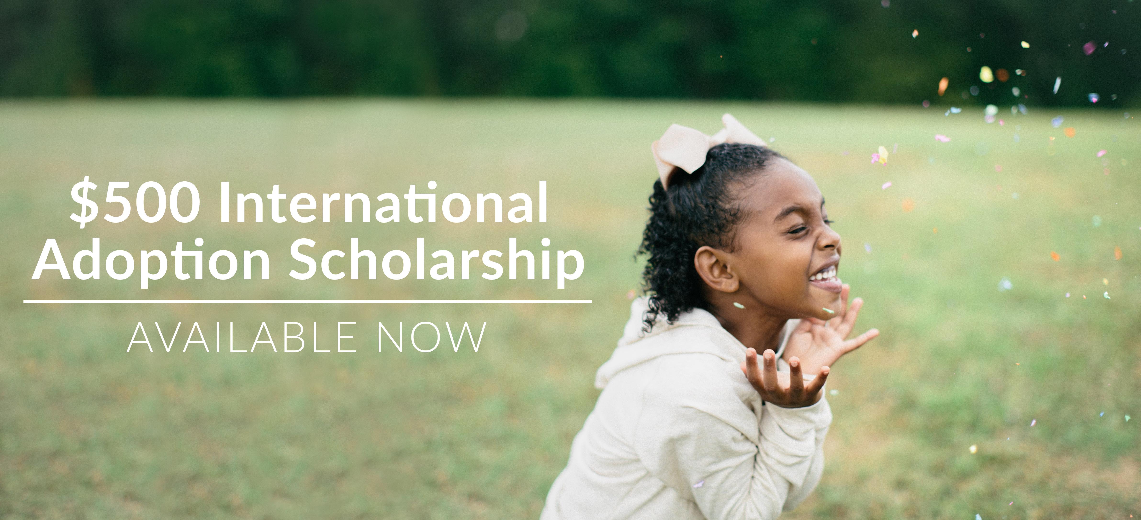 International Scholarship Header-2
