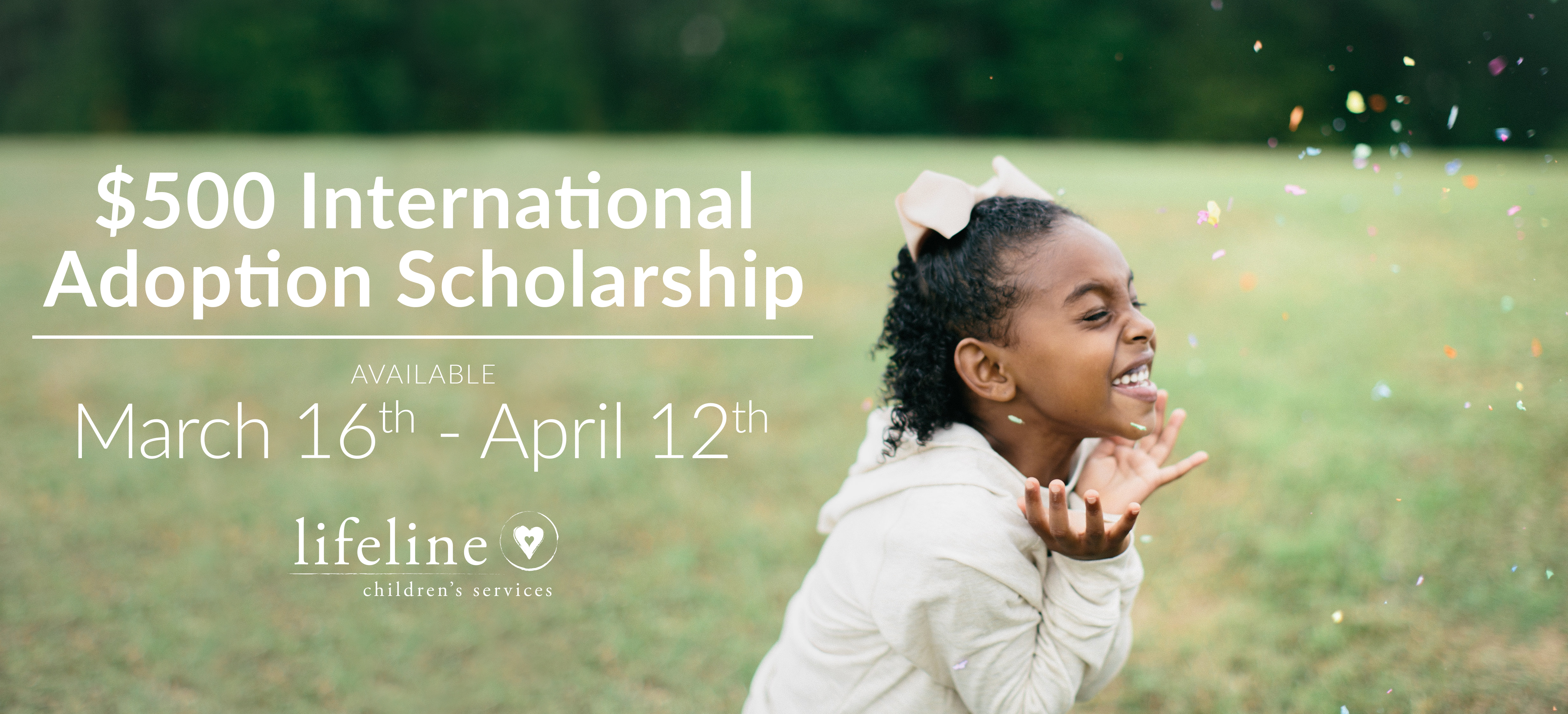International Scholarship Header